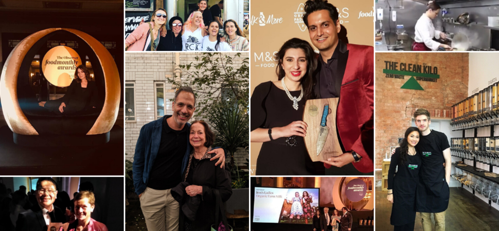 Winners at 2019 Observer Food Monthly Awards are Announced