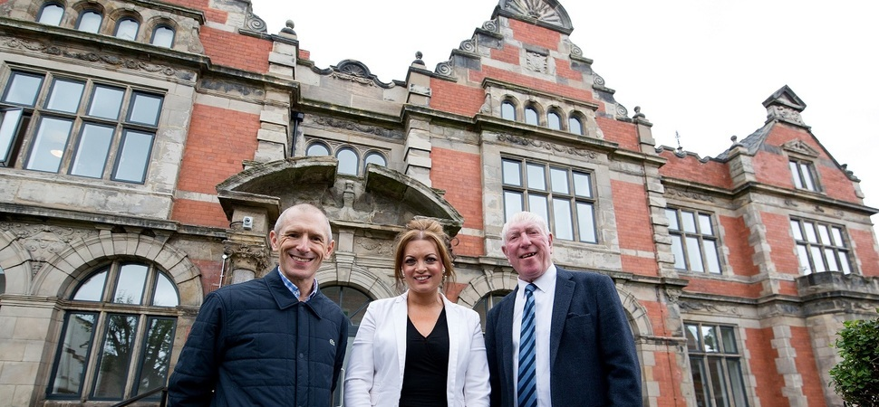 From cell doors to front doors  St Helens construction firm renovate old courts