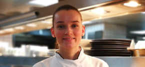 Claridge's Olivia Burt first woman to reach Roux Scholarship Finals in 4 Years