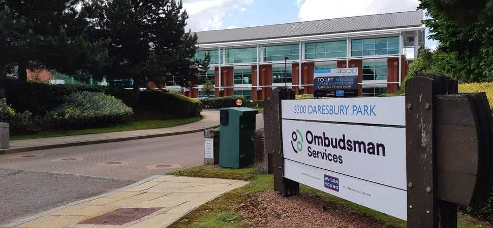 Ombudsman Services appoints first managing director