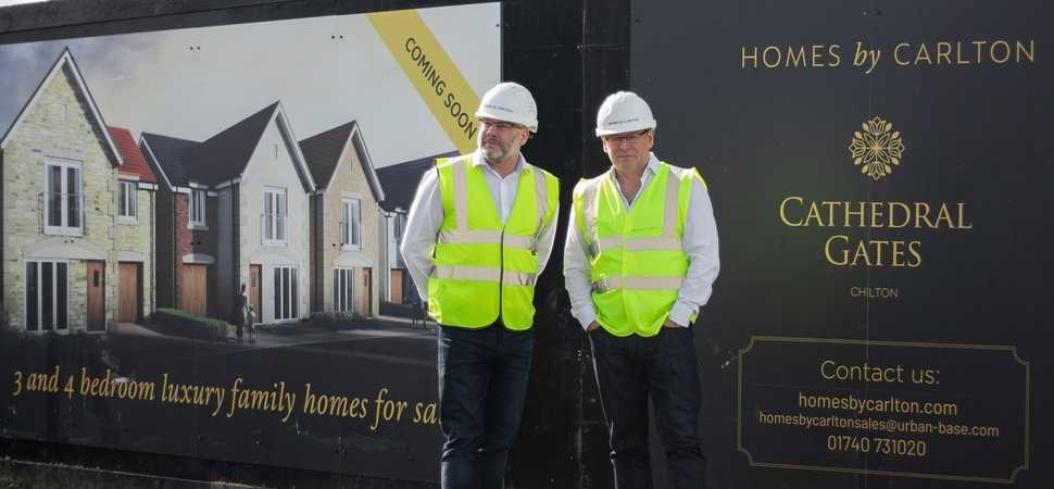 County Durham housebuilder starts work on pioneering development