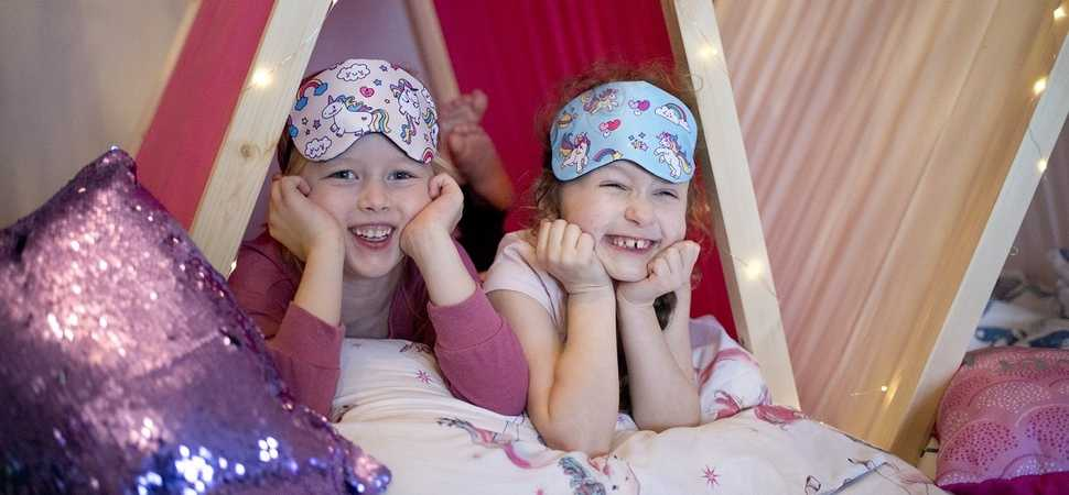 Family-run soft play business launches sleepover parties