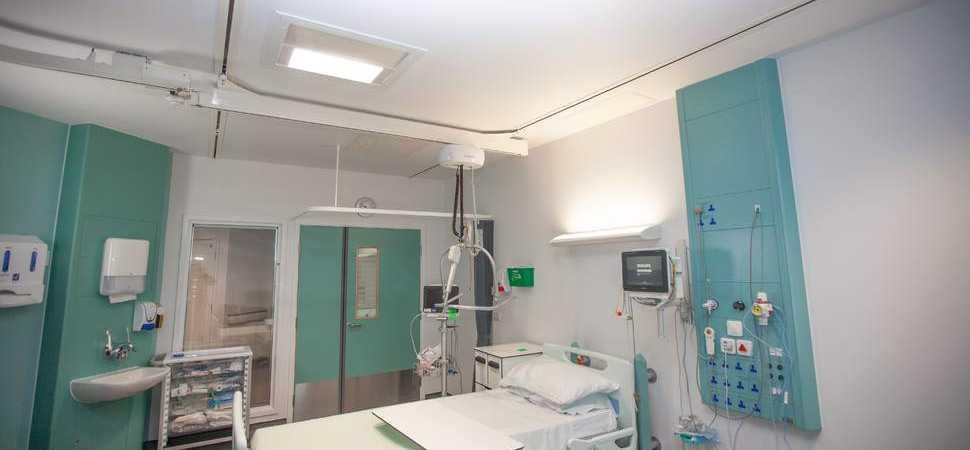 Innovas handiwork helps shape Chase Farm as a digitally advanced hospital