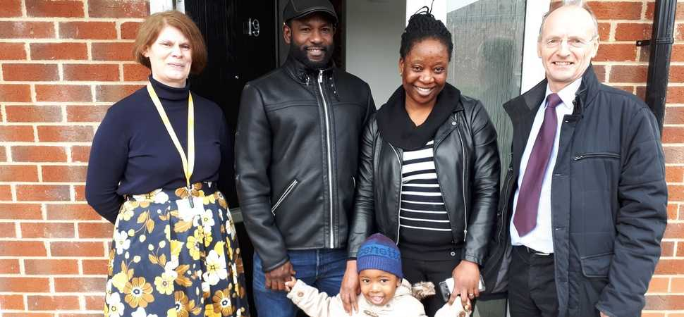 Tenants give Bernicia top marks