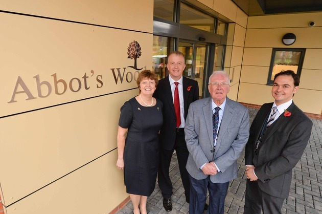 £18m retirement living scheme in Chester completed