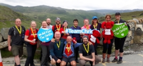 Seddon Three Peaks Challenge raises £10k for Manchester's The Christie