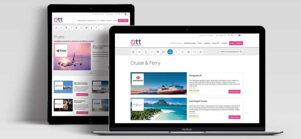 New tech for global travel brand on growth journey