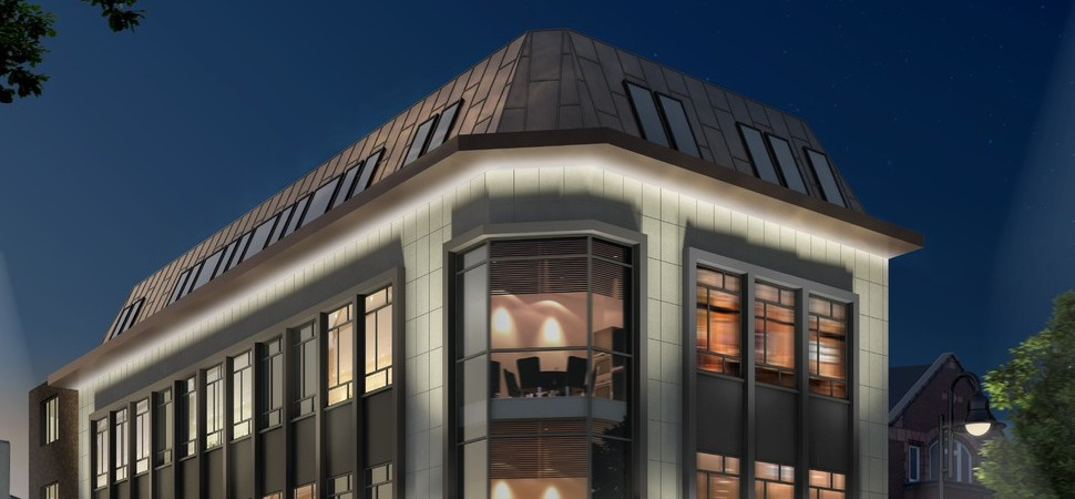 First look at new £1m plans for Tyrers building