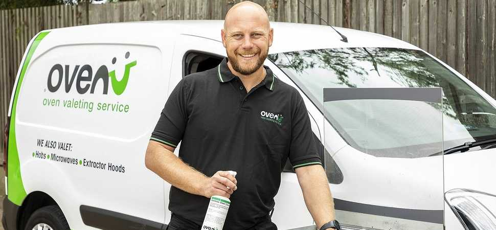 Former telecoms engineer Graham finds new calling with Ovenu Brentwood