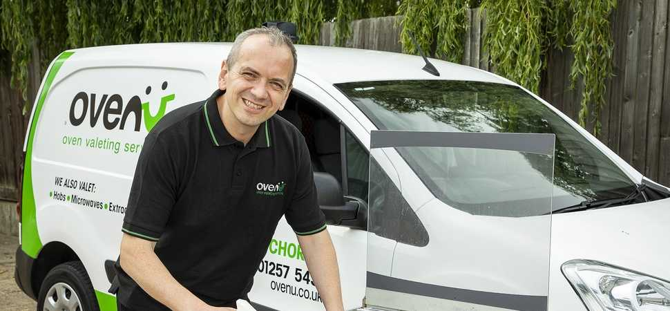 Oven valeting firm launches in Chorley