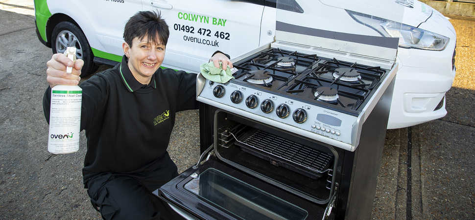 Colwyn Bay businesswoman targets expansion with launch