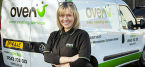 Lichfield businesswoman strikes gold for customer satisfaction