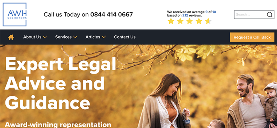 AWH Solicitors to offer Medical Negligence and Industrial Disease services
