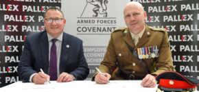 Pall-Ex pledge to support Armed Forces