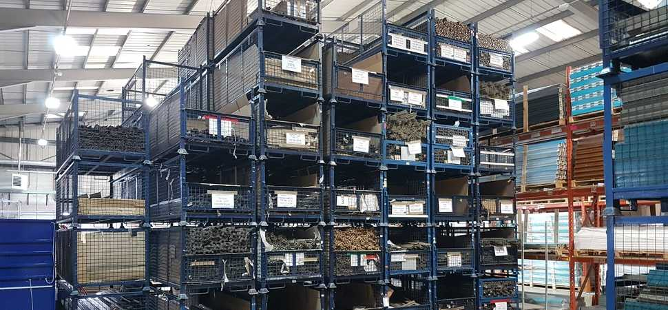 Spike in storage equipment sales as Brexit stockpiling begins