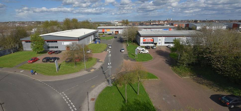 Investor snaps-up £7.6m North East industrial estate