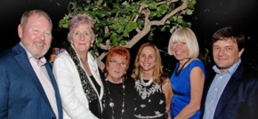 Sefton Park Palm House raises vital funds during Henry Yates Thompson Dinner