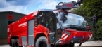 Gibraltar Airport pounces for firm's powerful PANTHER fire trucks