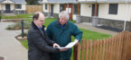 Innovative supported housing in Harlech making a real difference to individuals