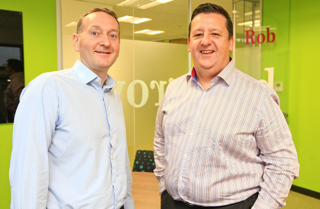 Fast-growing Cheshire firm's rebrand wins award
