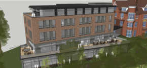 TRP looks to engineer a bright future for historic railway hotel