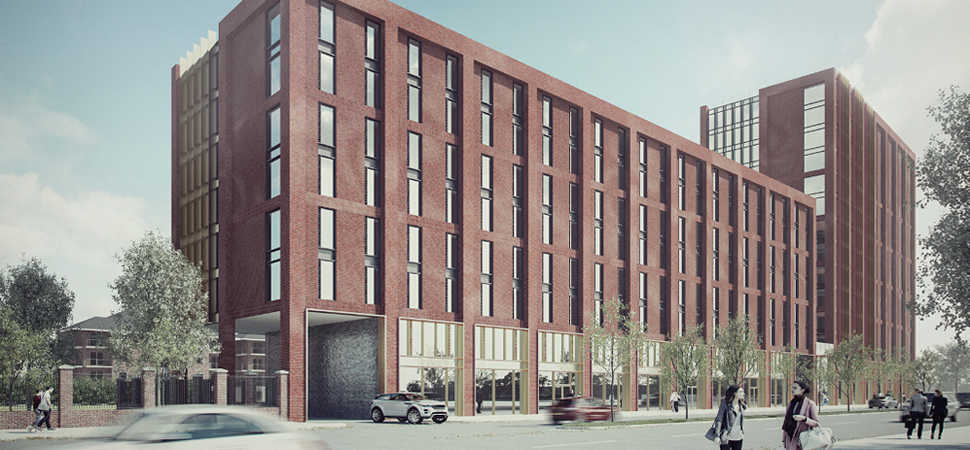 Central Docks development on track with the launch of Park Central