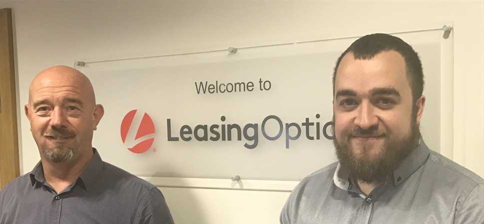 The Sky's the Limit for LeasingOptions.co.uk Staff