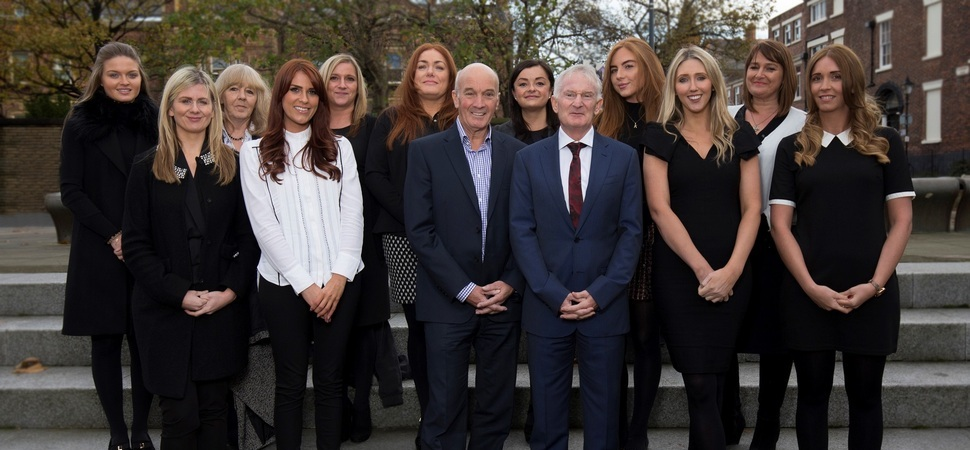 Liverpool law firm announced as official charity partner of Zoe's Place for 2017