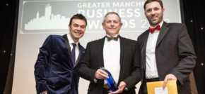 Strategic Analytics Team founder named as Manchester's Entrepreneur of the Year