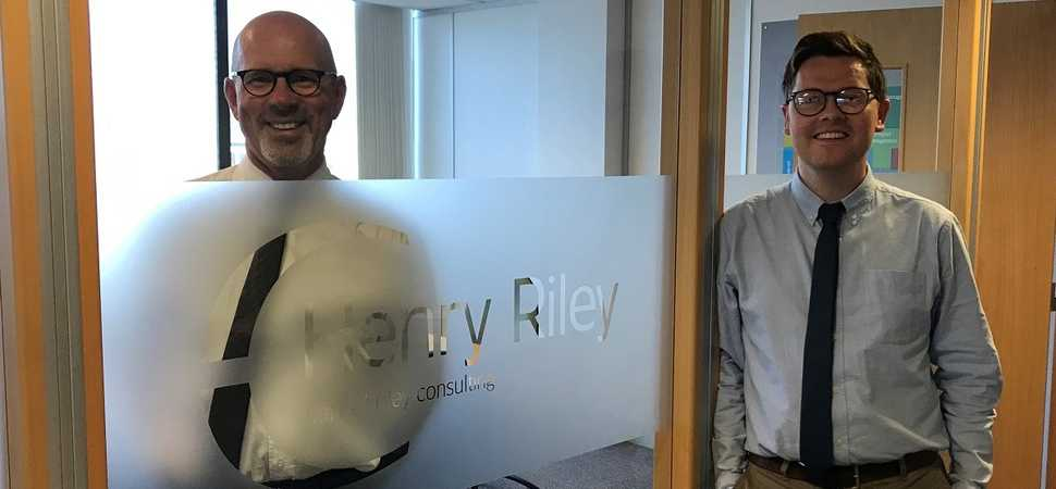 Changing of the guard at Henry Riley