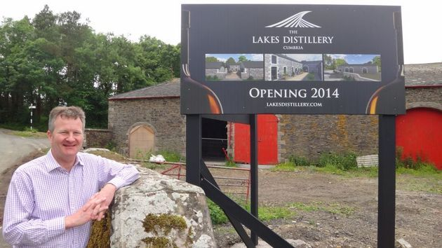 Lakes Distillery Receives £250k Grant Supported By Access To Finance
