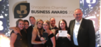 Construction firm crowned Shropshires best company