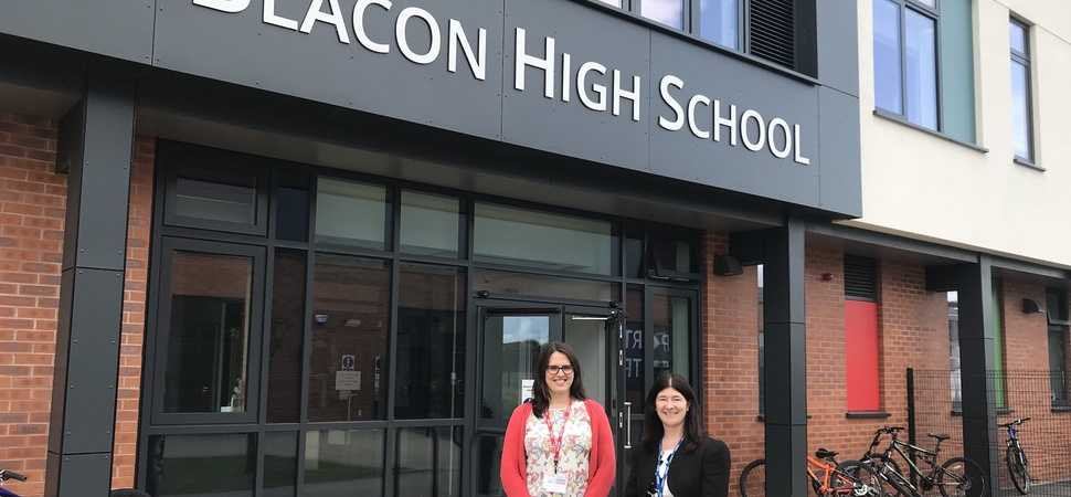 Education specialist appointed to Cheshire school build