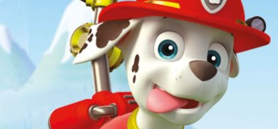 Extra PAW Patrol narration added at The Broadway after overwhelming demand