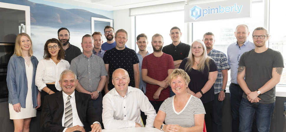 Manchester-based Pimberly selected as one of 30 fastest-growing UK tech scaleups