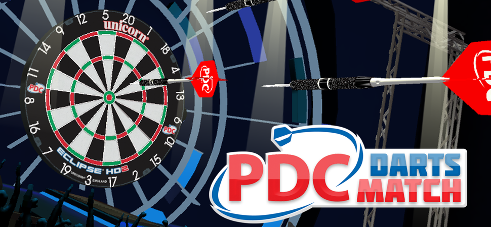 Motionlab Interactive's Hit Mobile Darts Game Gets PDC Backing