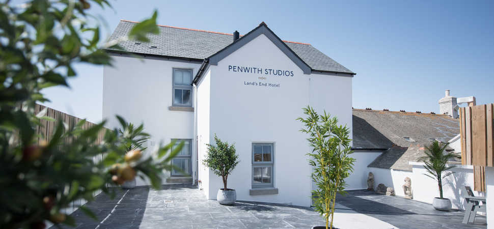 Land's End invests £300k in Penwith accommodation in time for autumn getaways