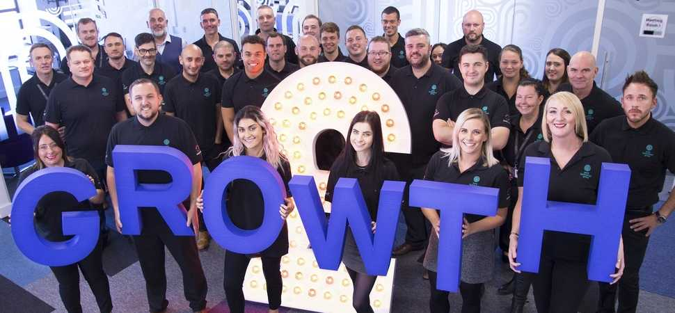 Yorkshire IT solutions and services company records largest revenue increase