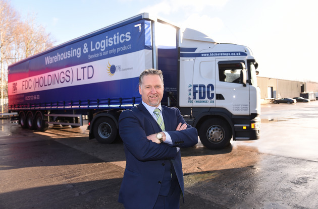Expansion at the double for haulage firm