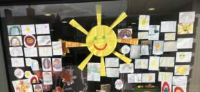 Co-op showcases Peterborough's Community Spirit In Easter Window Display