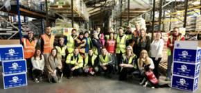 Stratford company triples workforce