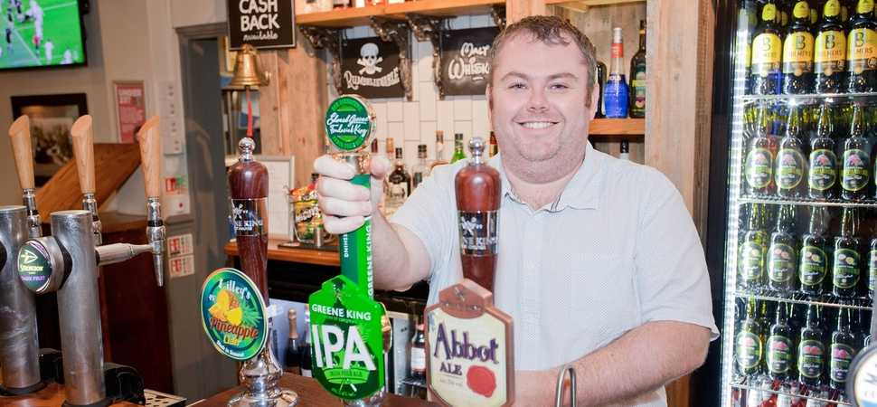 Wigan pub reopens following six-figure investment creating three new jobs