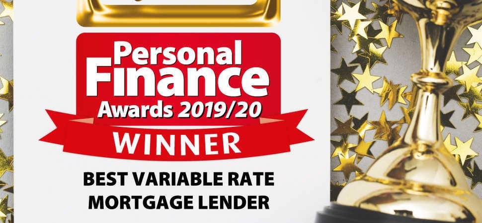 Leek United wins Best Variable Rate Mortgage Lender in prestigious awards
