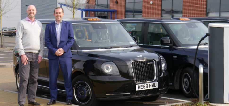 Palmer Hargreaves picks up electric taxi account