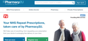 Online pharmacy leader launches brand strategy for patient growth