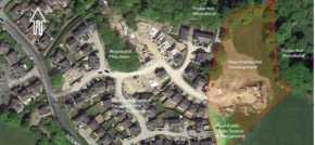 Old Colwyn housing development to be extended as planning given green light