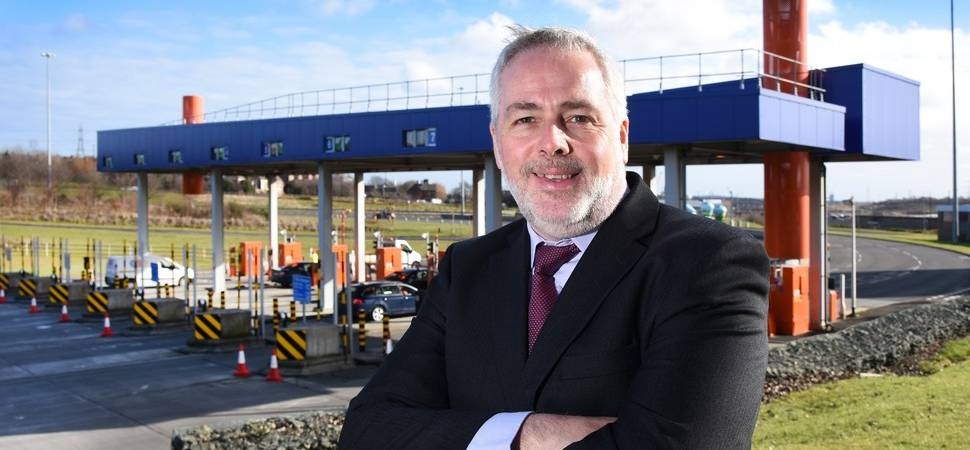 New open-road-tolling at Tyne Tunnels creates 80 new jobs