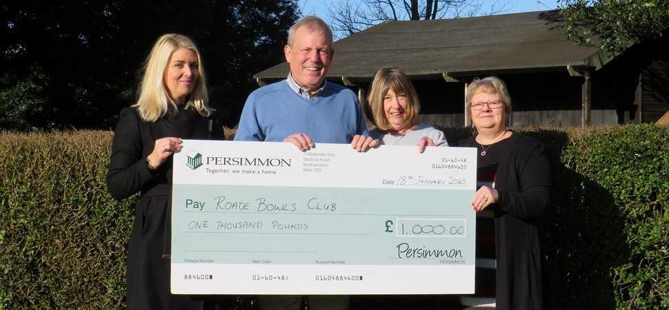 Donation has club bowling for joy