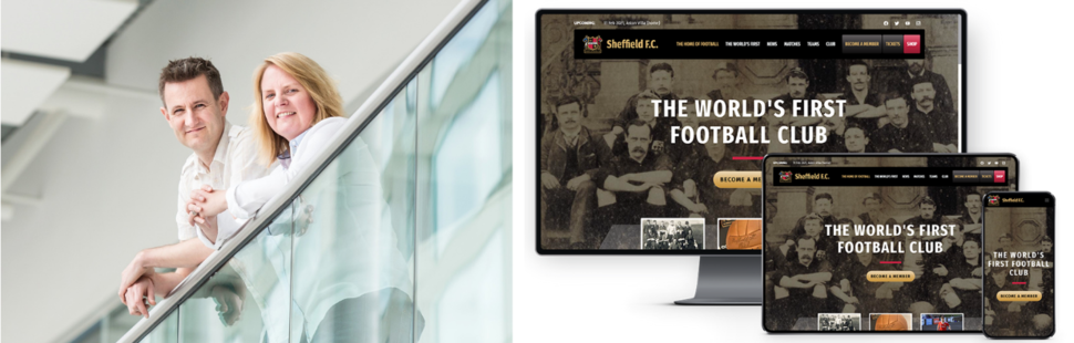 Phoenix Digital Helps Sheffield FC Rise From the Ashes