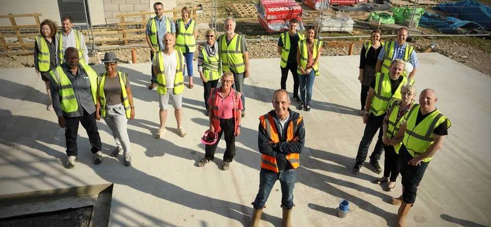 Grand Designs comes to Bicester development, Graven Hill